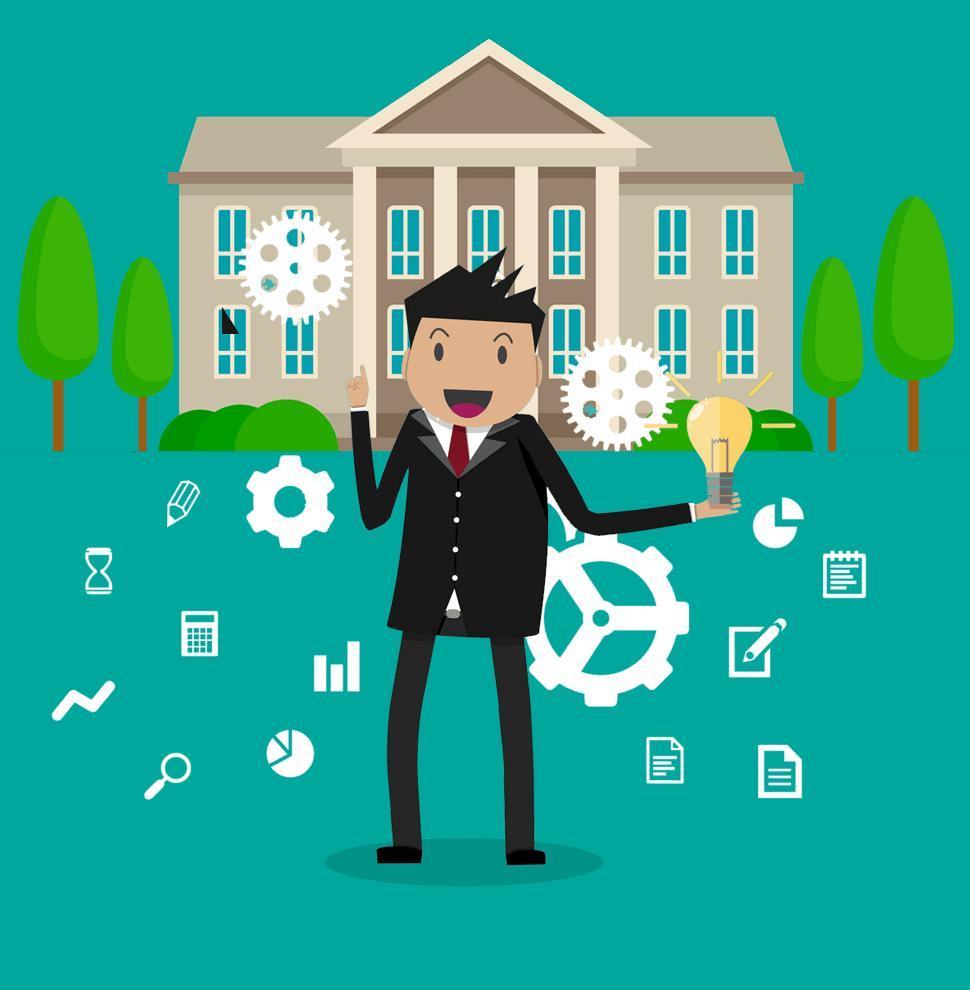 Gestión automatizada de tareas administrativas gubernamentales