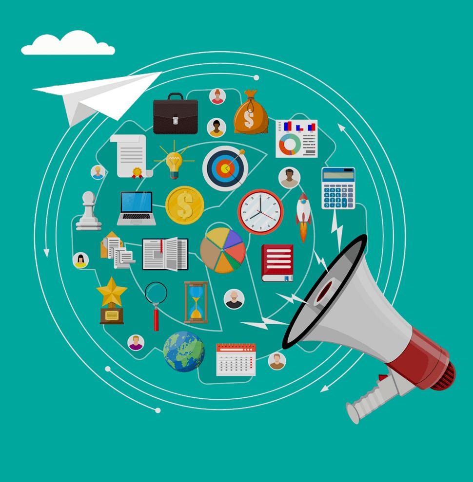 Comunicaciones y tareas repetitivas