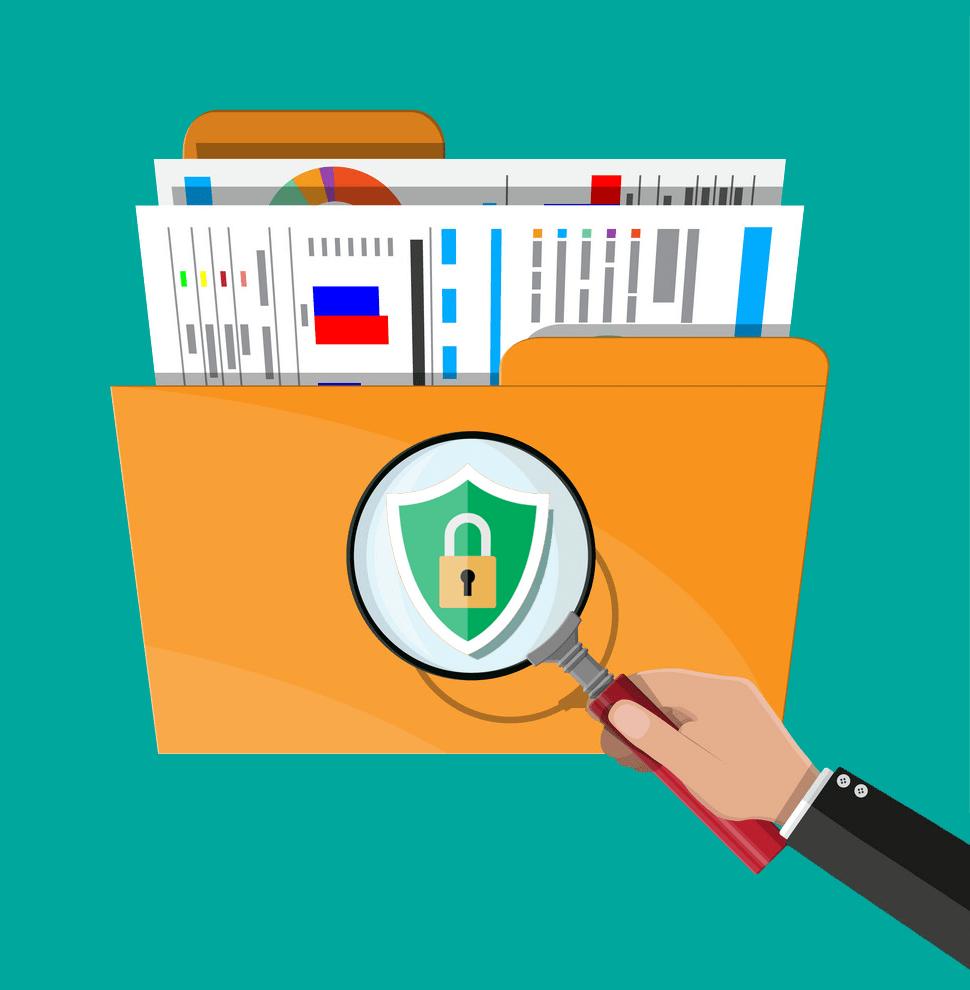 Proteja la información de sus clientes y operaciones