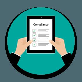 Aproveche las obligaciones de cumplimiento