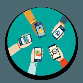 Incorpore el personal al móvil