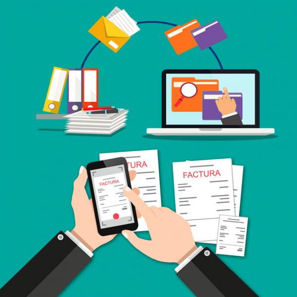Digitalización inteligente de documentos