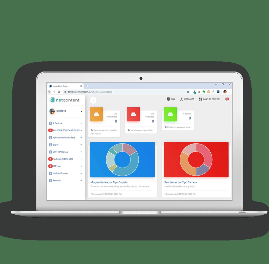 Plataforma Netcontent